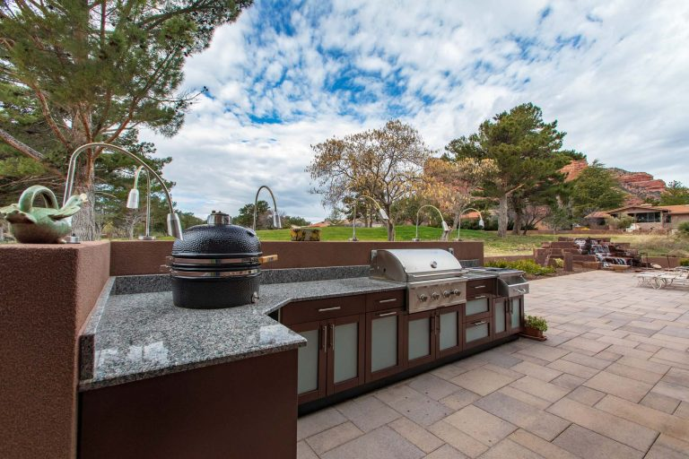 New Sedona Home by G Good & Sons Sedona General Contractor