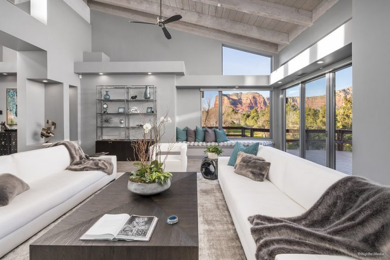 New Home in Sedona on Thunder Road